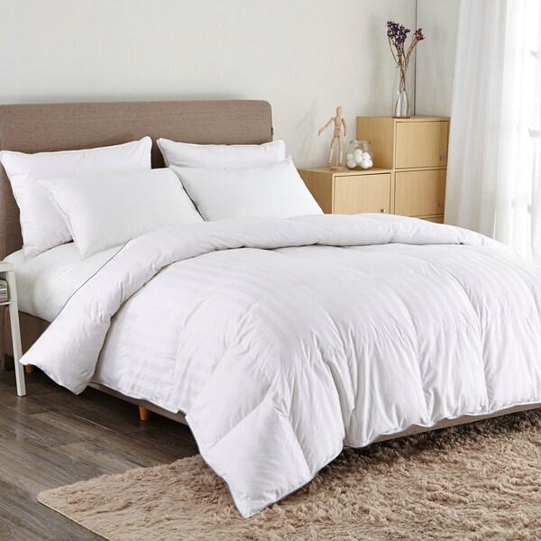 Puredown Cotton White Down Comforter