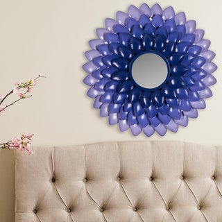 Safavieh Chrissy Purple Mirror