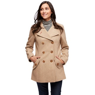 Tommy Hilfiger Women's Wool Blend Coat