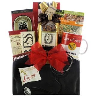 Just What the Doctor Ordered Get Well Gift Basket