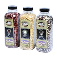 Great Northern Premium Old Glory Red, White and Blue Popcorn Variety Pack