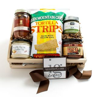 igourmet The Gourmet Chips and Dips Gift Crate