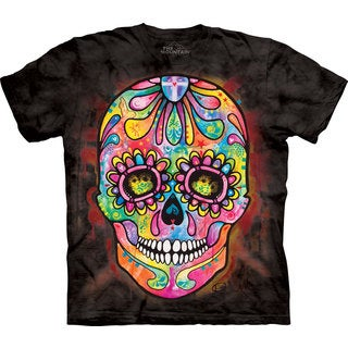 The Mountain Day of The Dead T-shirt