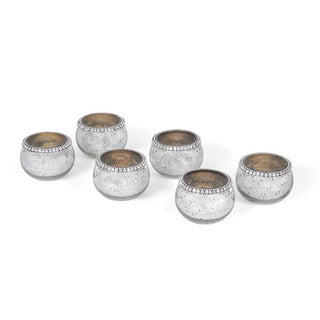 Set of Six Mercury Votives