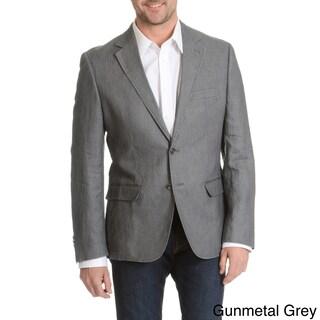 Daniel Hechter Men's Garment Washed Soft Linen Sport Coat (More options available)
