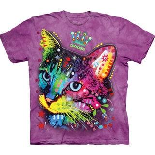 The Mountain Crown Kitten T-shirt