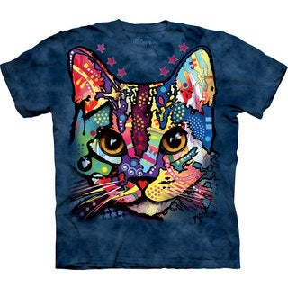 The Mountain Patches The Cat T-shirt