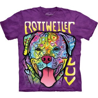 The Mountain Rottweiler Luv T-shirt