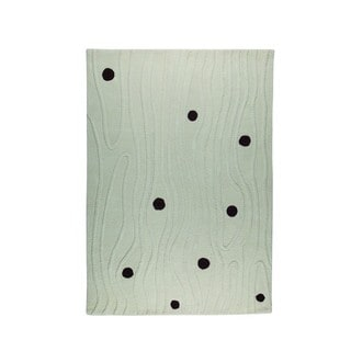 Indo Hand-tufted Izmir White Rug (8'3 x 11'6)