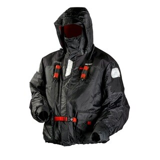 Frabill I-float Black Jacket