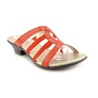 Karen Scott Women's 'Emet' Patent Sandals