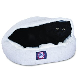 18-inch Wales Collection Canopy Cat Bed