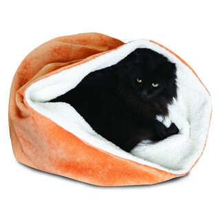 Majestic Pet 17-inch Villa Collection Burrow Cat Bed