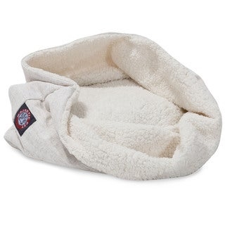 17-inch Wales Collection Burrow Cat Bed