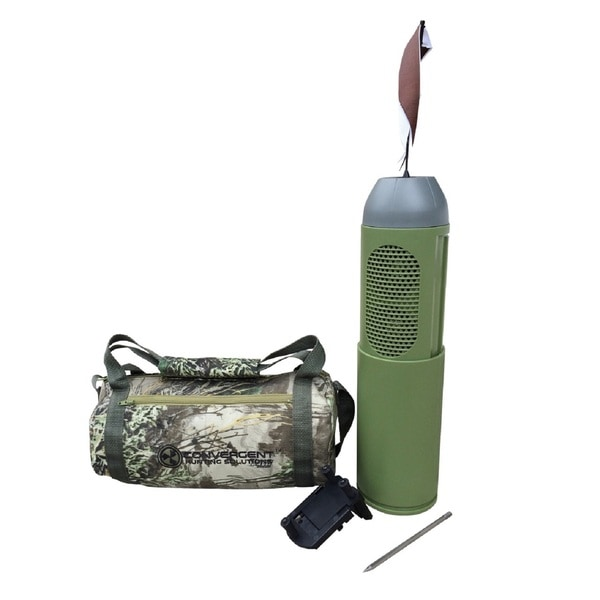 Convergent Hunting BulletHP Complete Bluetooth Calling System