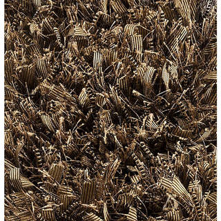 M.A. Trading Indo Hand-woven Solo Sorso Olive Rug (7'10 x 9'10)
