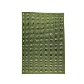 M.A.Trading Indo Hand-woven Palmdale Green Rug (8'3 x 11'6)