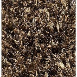 M.A.Trading Indo Hand-woven Solo Sorso Olive Rug (5'2 x 7'6)