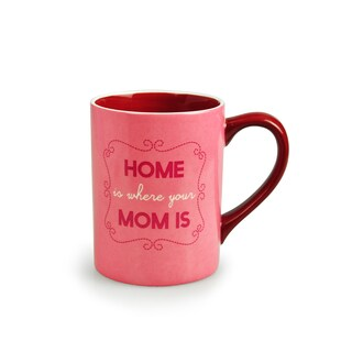 Kityu Gift Home Is Where Your Mom Is 16-ounce Ceramic Mug