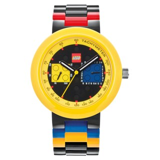 Lego 'Two by Two' Adult Interchangeable Band Analog Watch