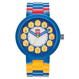 Lego 'Fan Club' Adult Interchangeable Band Analog Watch