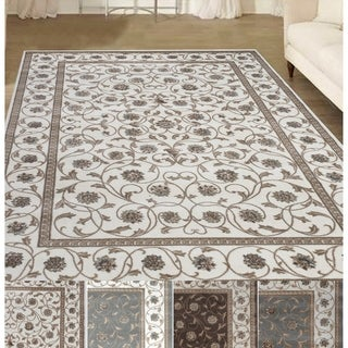 Admire Home Living Plaza Vines Area Rug (5'3 x 7'3)