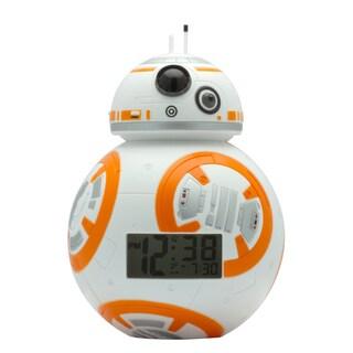 BulbBotz Star Wars Kid's Light Up BB-8 Clock