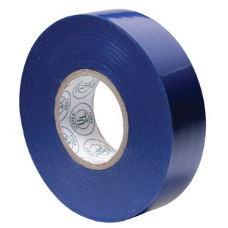 "GB Gardner Bender GTB-667P 3/4"" X 60' Blue Electrical Tape"