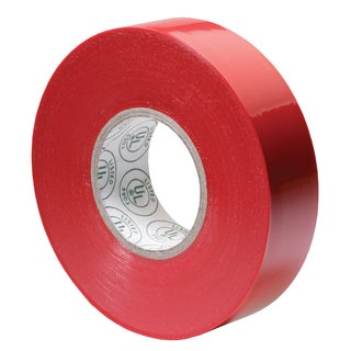 GB Gardner Bender GTR-667P 3/4 X 66' Red Electrical Tape