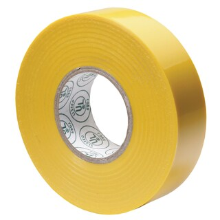 "GB Gardner Bender GTY-667P 3/4"" X 66' Yellow Electrical Tape"