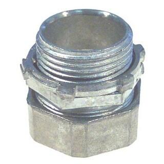 "Halex 02115 1-1/2"" EMT Compression Connector"