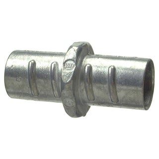 "Halex 04510 1"" Zinc Screw In Coupling"
