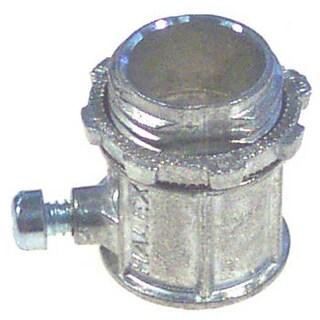 """Halex 12112 1-1/4"""" EMT Set-Srew Connector"""