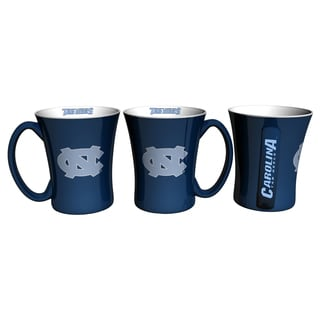 North Carolina Tar Heels 14-ounce Victory Mug Set