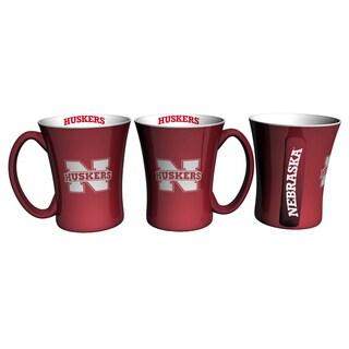 Nebraska Cornhuskers 14-ounce Victory Mug Set
