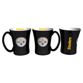 Pittsburgh Steelers 14-ounce Victory Mug Set