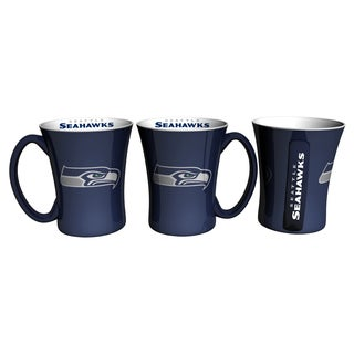 Seattle Seahawks 14-ounce Victory Mug Set