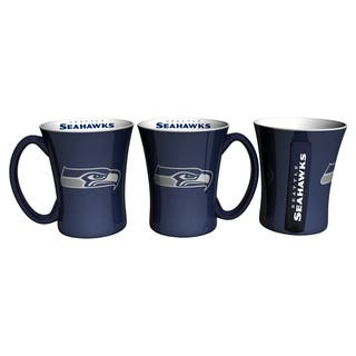 Seattle Seahawks 14-ounce Victory Mug Set|https://ak1.ostkcdn.com/images/products/11781690/P18692696.jpg?impolicy=medium
