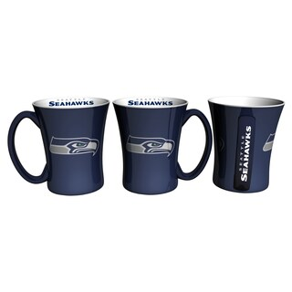 Seattle Seahawks 14-ounce Victory Mug Set