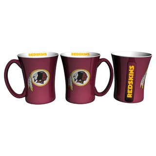 Washington Redskins 14-ounce Victory Mug Set