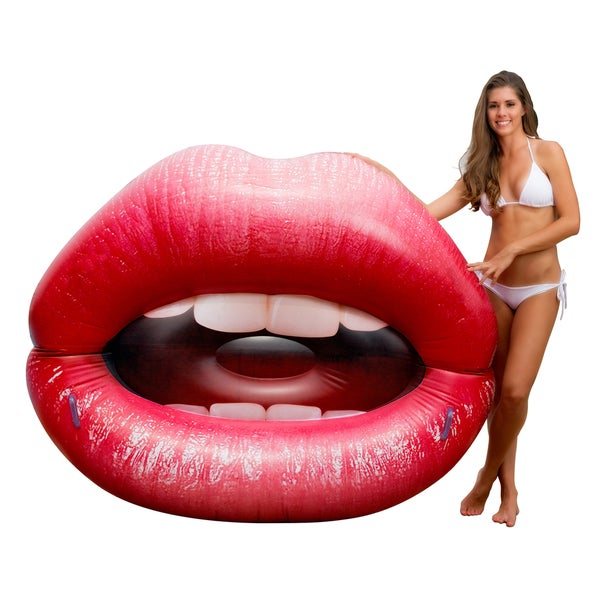 Pool Candy Luscious Lips Lounger