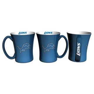 Detroit Lions 14-ounce Victory Mug Set
