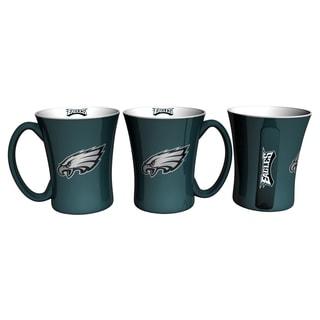 Philadelphia Eagles 14-ounce Victory Mug Set