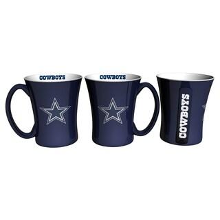 Dallas Cowboys 14-ounce Victory Mug Set