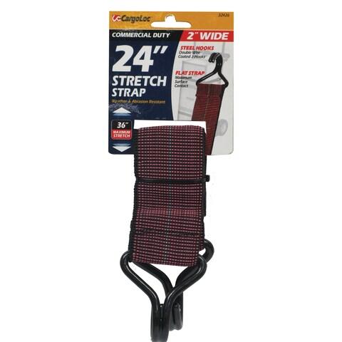Allied International 32426 2-inch X 24-inch Stretch Strap