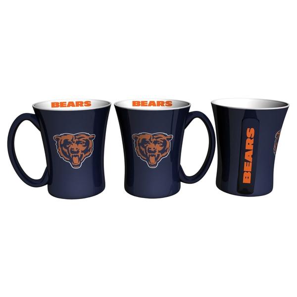 Chicago Bears 14-ounce Victory Mug Set