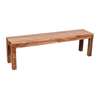 Wanderloot Urban Sustainable Sheesham Dining Bench