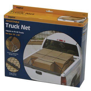Allied International 84067 78-inch X 55-inch Adjustable Truck Net