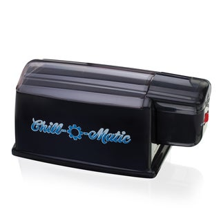 Black Chill-O-Matic Automatic Beverage Chiller