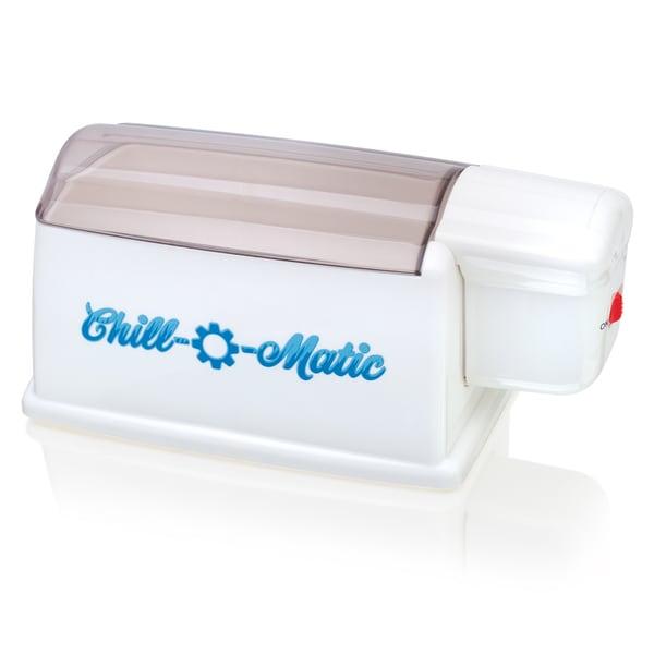 White Chill-O-Matic Automatic Beverage Chiller
